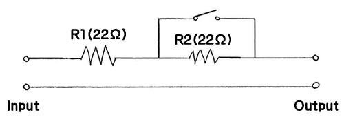 LED調光ユニットの製作①(抵抗使用の簡易バージョン)