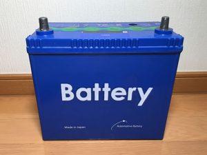 自動車用バッテリー