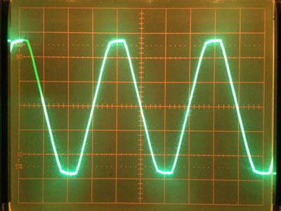 商用電源の波形