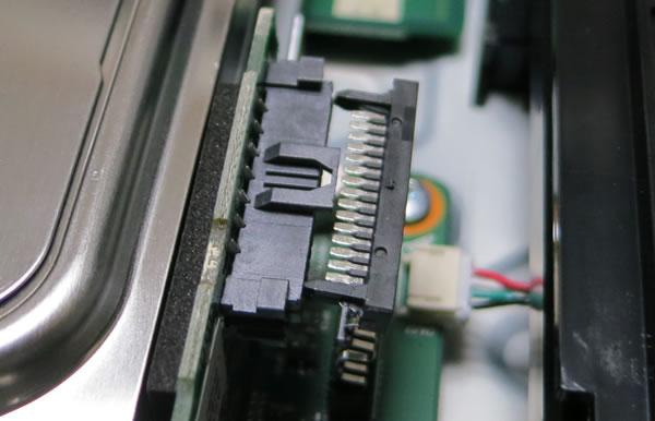 東芝ブルーレイレコーダー DBR-T1008 分解⑦