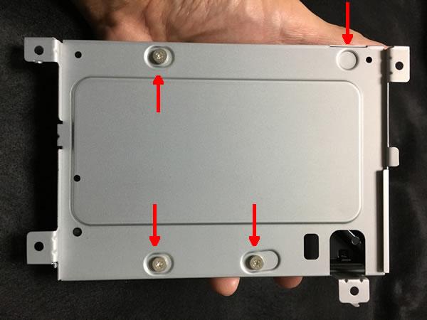 東芝ブルーレイレコーダー DBR-T1008 分解⑨